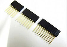 10x 8-Pin + 10x 6-Pin + 10x 10-Pin Female Header Connector socket for Arduino