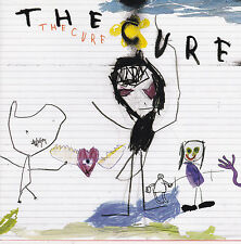 "CD MULTIMEDIA 12 TITRES THE CURE  ""THE CURE"" DE 2004 ENHANCED CD EUROPE"