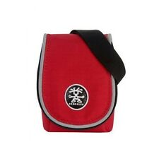 Crumpler Muffin Top 55 Red/Silver Compact Camera Case