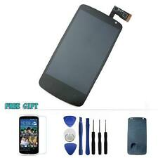 "Black LCD Display Touch Screen Digitizer Assembly For 4.3"" HTC Desire 500 + Tool"
