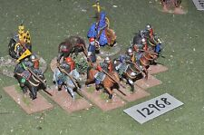 25mm medieval knights 10 figures (12968)