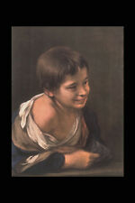 A3 Box Canvas 358069 Country Boy Leaning Against A Threshold B E Murillo