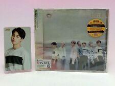 BTS YOUTH CD Photo card Japan Album JIMIN JP Japanese
