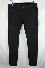 "DIOR HOMME Black Jeans ""Super Slender""  Stretch 31 32 34 36 Pants Saint Laurent"
