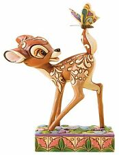 Disney Traditions Wonder de Primavera Bambi Ciervo Figura Decorativa 12cm
