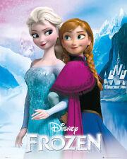 Disney Frozen - Anna Elsa Mini POSTER 40x50cm NEW * sisters