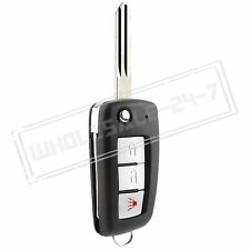 Replacement For 2014 2015 2016 2017 Nissan Frontier Flip Key Fob