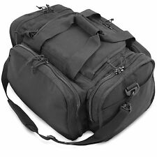 Bulldog Tactical Police Kit Bag Gear Equipment Shoulder Holdall Carryall Black