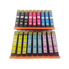 18-Pack/Pk 277 T277XL Ink Cartridges Not-OEM for Epson XP850 XP860 XP950 XP960