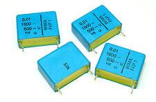 4pcs WIMA  FKP1 0.01uF (0.01µF 10nF) 1600V 3.5% Capacitor