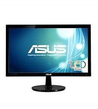 """New-Open box ASUS VS207D-P Black 19.5"""" 5ms Widescreen LED Backlight LCD Monitor"""