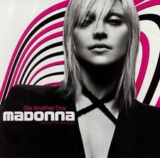 Madonna Die Another Day incl pink sticker  Ex Cond  CD