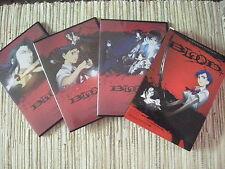 DVD SERIE ANIME BLOOD+ 1º TEMPORADA CAPITULOS 1-25 EN 6 DVD SELECTA VISION USADO