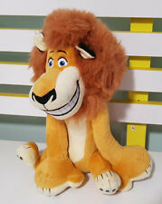 MADAGASCAR ALEX THE LION CHARACTER PLUSH TOY SOFT TOY 26CM TALL