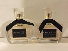 Lot Of 2 Faith Hill EDP Perfume Spray For Women - 1 oz each