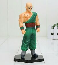 "DRAGON BALL Z/ FIGURA TIEN SHINHAN 15 CM- ANIME FIGURE 6"" NO BOX"