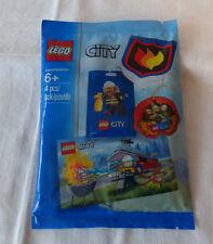 LEGO® City Promotion Pack Feuerwehr ungeöffnet neu