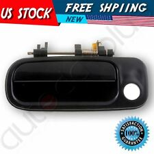 For 92-96 Toyota Camry Exterior Outside Door Handle Front Driver Left Side 77619
