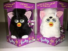 ORIGINAL FURBY LOT 1998 MIB FACTORY SEALED MODEL #70-800
