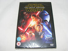 Star Wars : The Force Awakens - DVD - Brand New & Sealed #3