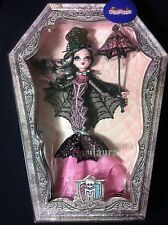 Monster High DRACULAURA Adult Collector Doll Black Pink Fashion Mermaid Dress !!