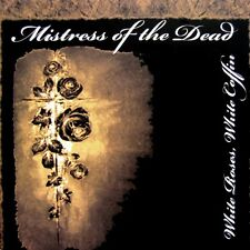Mistress of the Dead - White Roses, White Coffin CD 2008 funeral doom
