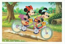 CPM - Disney carte postale - Mickey et Minnie  - Postcard