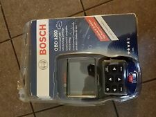 Bosch OBD 1200 OBD Tool for ALL domestic, import, hybrid, diesel, ABS, Abag code
