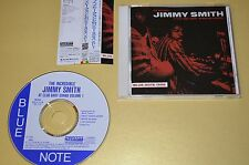 """Jimmy Smith - At Club """"Baby Grand"""" Vol.1 / Blue Note 1995 / Japan Version"""