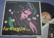 DAVE EDMUNDS Twangin' UK SWAN SONG 1st Rockpile Nick Lowe New Wave Rock EX+