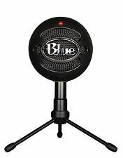 Blue Snowball iCE Condenser Microphone, Cardioid - Black by Blue Microphones NEW