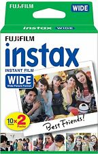300 Prints Fujifilm Fuji Wide Instant Film for Instax 200 210 300 Camera 8/2018