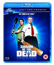 Shaun of the Dead [Blu-ray] [2003] Brand new and sealed
