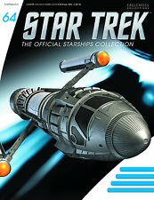 Star Trek Official Starship Collection #64 The Phoenix First Contact Eaglemoss