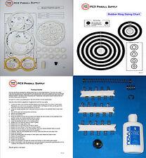 1975 Bally Wizard! Pinball Tune-up Kit