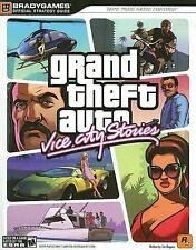 Grand Theft Auto: Vice City Stories (PS2) Official Stra