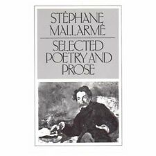 Selected Poetry and Prose by Stéphane Mallarmé (1982, Paperback)