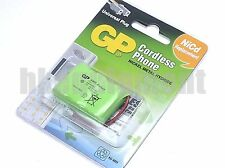 GP T157 P-P301 301 KX-A36A 3.6v DECT Cordless Phone Battery