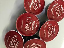 25 Pods Of Dolce Gusto Americano Coffee