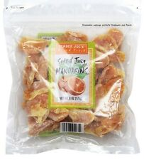 4 Packs Trader Joe's Soft & Juicy Mandarins Oranges Dried Fruit 6oz Each Snack