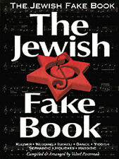 The Jewish Fake Book Play Weddings Bar Bat Mitzvahs Piano Guitar Lyrics Music