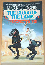 MARK E ROGERS(SIGNED)Blood Of The Lamb:Expected One FINE1st ZORACHUS Samurai Cat