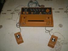 vintage console Hanimex Modèle 7771 de 1975 4 jeux trés rare