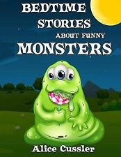 Bedtime Stories about Funny Monsters Short Stories Picture Book Monsters for Kid
