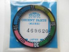 Orient ref. 469620 inner bezel watch part N.O.S.