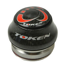 TOKEN Carbon Integrated Headset & Carbon Top Cap: OMEGA C1: 20mm spacer