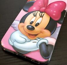 For iPhone 6 / 6S - HARD TPU RUBBER SILICONE SKIN CASE COVER PINK MINNIE MOUSE
