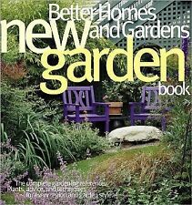 NEW - New Garden Book by Better Homes and Gardens