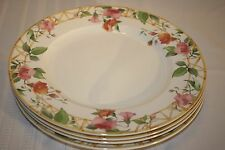 "MIKASA MAXIMA ""PARISIAN TRELLIS"" CAM04 SET OF (4) BREAD AND BUTTER  PLATES 6.5"""