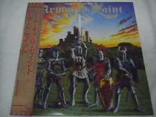 ARMORED SAINT-March Of The Saint JAPAN 1st.Press w/OBI Judas Priest Iron Maiden
